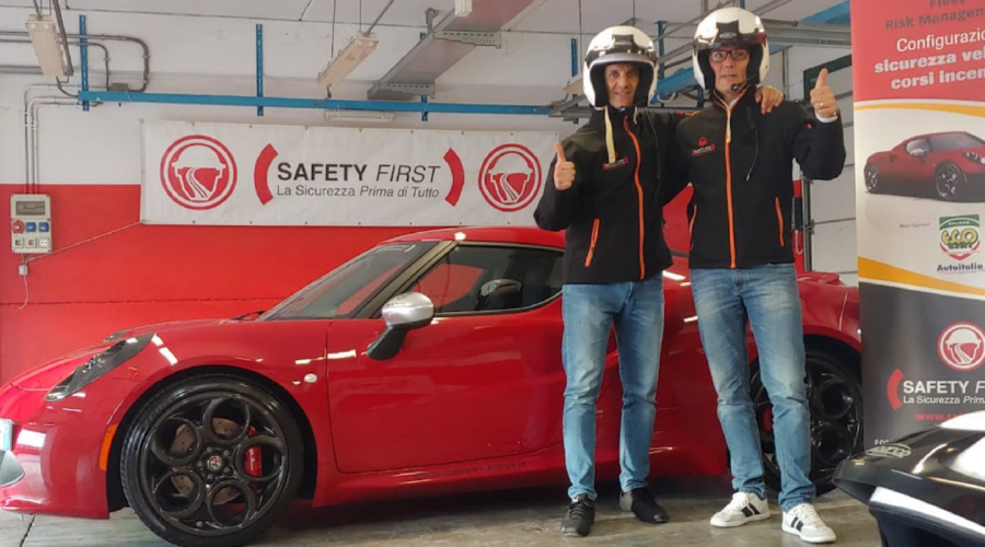 Corsi di Guida Incentive | Safety First al Misano World Circuit Marco Simoncelli