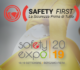 Safety First® al Safety Expo di Bergamo Fiera 2019
