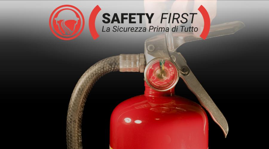 Prevenzione e Lotta Antincendio nei luoghi di lavoro