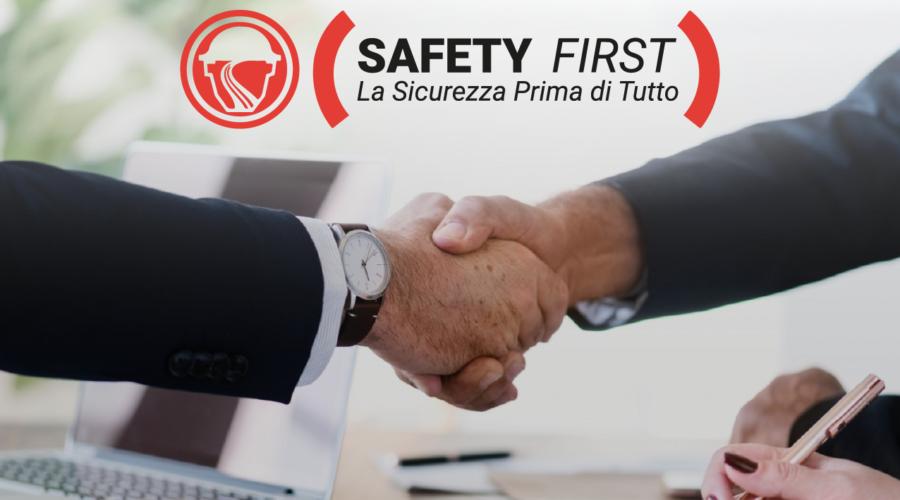 Sicurezza sul lavoro: il sistema Safety First